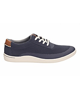 Clarks Mapped Edge Shoes G fitting