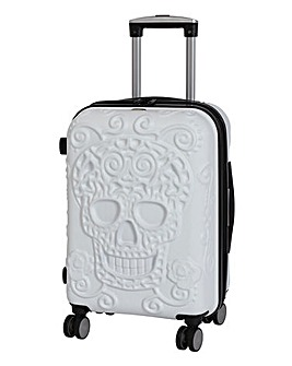 IT Luggage Skulls Cabin Case