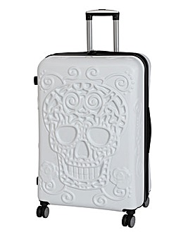 IT Luggage Skulls Large Case