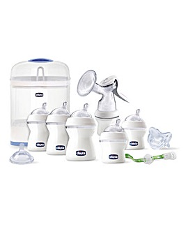 Chicco Natural Feeling All You Need Set