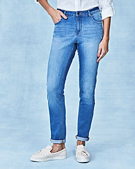 Sadie Relaxed Jeans Reg