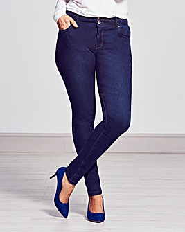 Shape & Sculpt Skinny Jeans Short