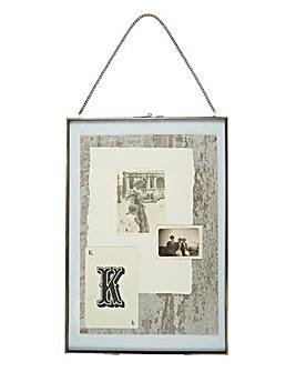 Lorraine Kelly Bronze Hanging Frame