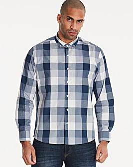 Jacamo Arizona Check L/S Shirt Long