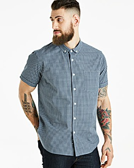 Jacamo Archer Check S/S Shirt Regular