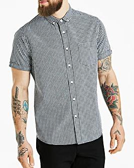 Jacamo Archer Check S/S Shirt Regular