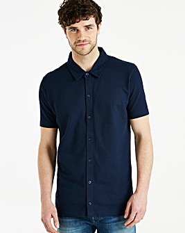 Jacamo S/S Jersey Shirt Long