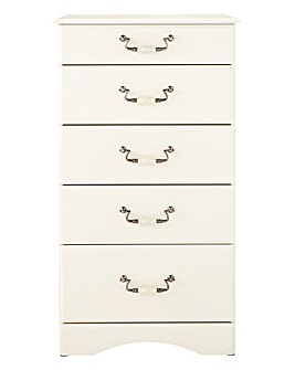 Darley 5 Drawer Narrow Chest