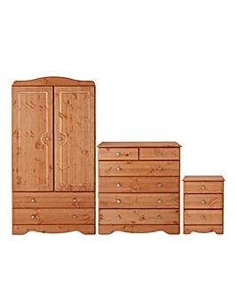 Otley 3 Piece Bedroom Package