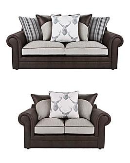 Kintyre 3 Seater Plus 2 Seater Sofa