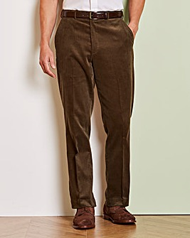 Premier Man Cord Trousers 29in
