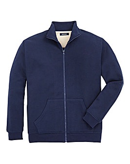 Southbay Unisex Zip Sweatshirt