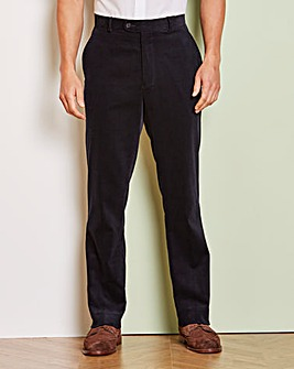 Premier Man Cord Trousers 27in