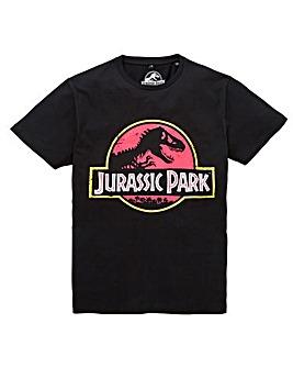 Jurassic Park Black T-Shirt Regular
