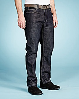 UNION BLUES Jeans with Belt 29in