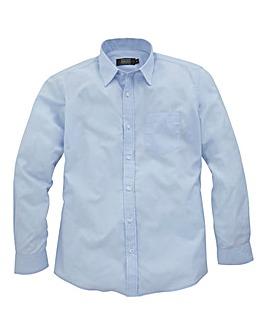 W&B London Blue L/S Formal Shirt L