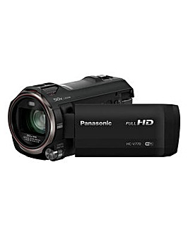 Panasonic HC-V770 Camcorder Black 20x