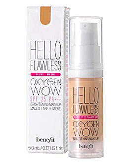 Benefit Hello Flawless Liquid Foundation