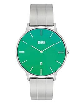 STORM Gents Xoreno Green Bracelet Watch