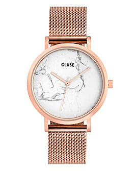 CLUSE Ladies La Roche Mesh Watch
