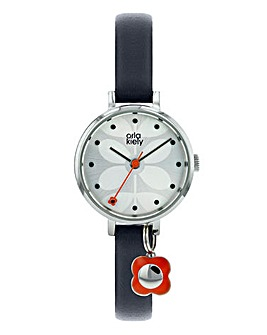 Orla Kiely Ladies Ivy Charm Watch