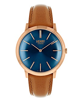 Henry London Gents Iconic Watch