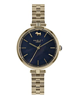 Radley Ladies Bracelet Watch - Gold Tone