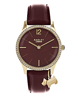 Radley Ladies Millbank Watch - Red