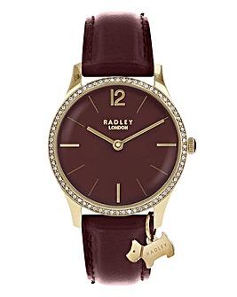 Radley Ladies Millbank Watch - Red