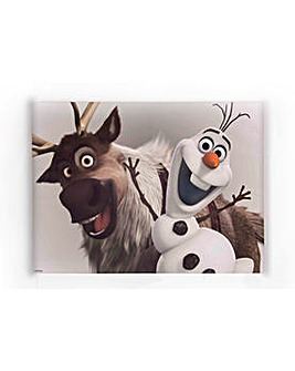 Olaf and Sven Canvas