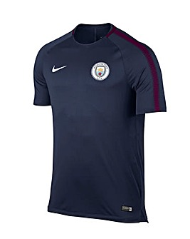 Manchester City Replica Squad Top