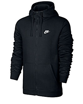 Nike Club Fleece Full Zip Hoody Regular
