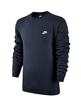 Nike Club Fleece Crew Neck Sweatshirt
