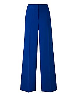 Petite Statement Wide Leg Trouser