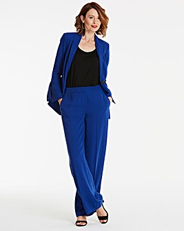 Statement Wide Leg Trouser