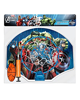 Avengers Assemble Basketball Game