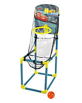 Disney Cars 3 Junior Basketball Set