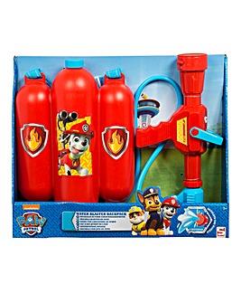 Paw Patrol Water Blaster Backpack