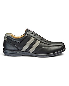 Air Motion Lace Up Casual Shoe Standard