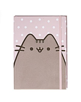 Gund Pusheen Journal Polka Dot