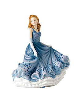 Royal Doulton Petites Thoughtful Dreams