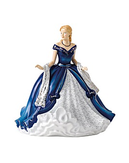 Royal Doulton Figures Midnight Sonata