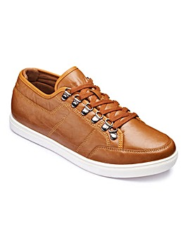 Jacamo D-ring Casual Shoes Extra Wide