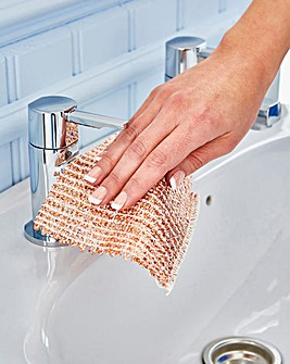 Mega Clean Copper Cloths Pack 6