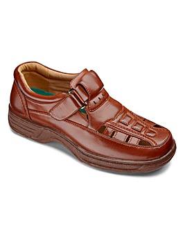 Cushion Walk Sandalised Shoe Std Fit