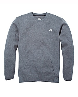 Russell Athletic Crew-Neck Sweatshirt