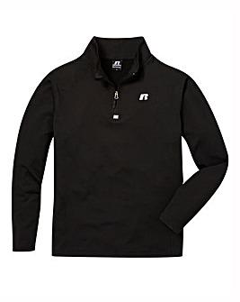 Russell Athletic Half Zip Comfort Top