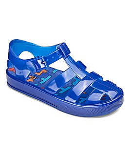TKD Boys Jelly Fisherman Sandals