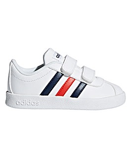 Adidas VL Court 2.0 CMF Infant Trainers