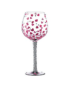 Lolita Superbling Pretty Girl Wine Glass